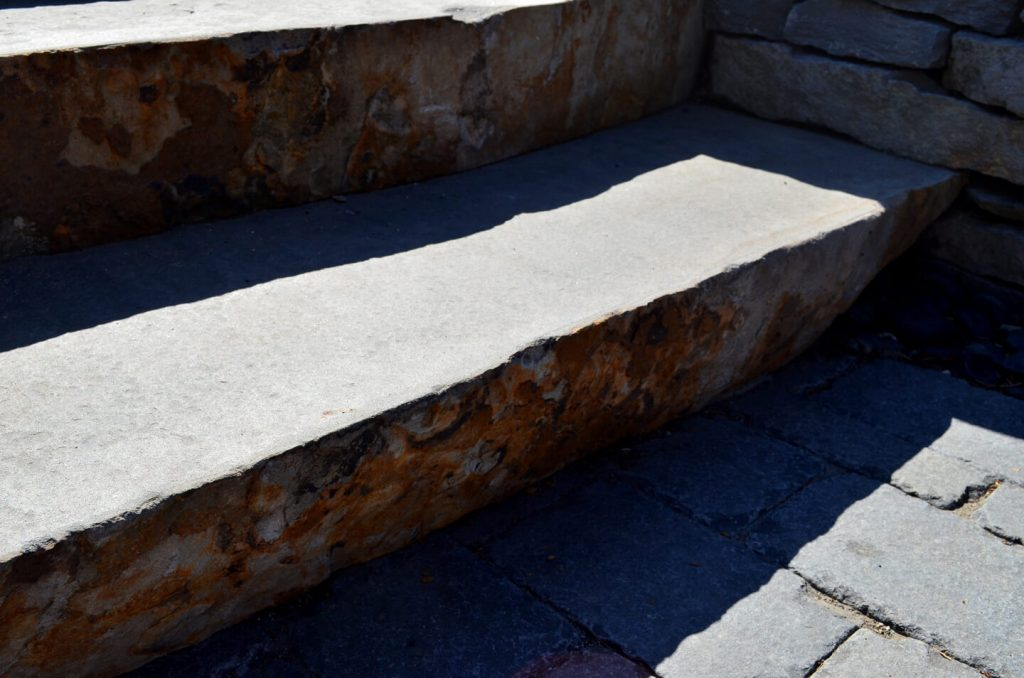 Basalt and Other Natural Stone steps